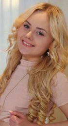Молоденькая студентка Надежда, рост: 167, вес: 54