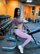 Кристина,  рост: 170, вес: 55 - проститутка с услугой анального фистинга